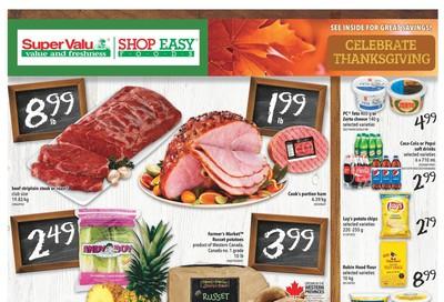 Shop Easy & SuperValu Flyer October 2 to 8