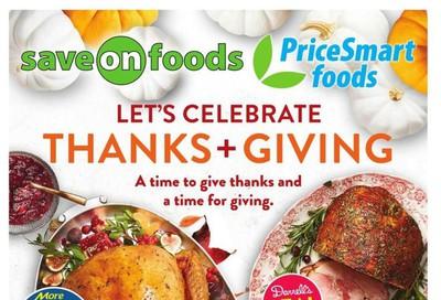 PriceSmart Foods Flyer October 1 to 7