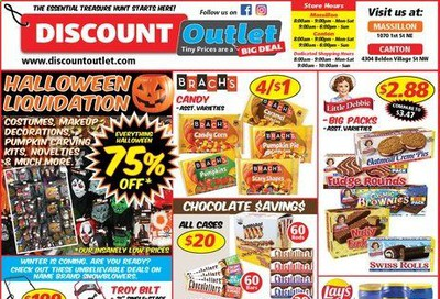 fred's Weekly Ad Flyer October 2 to October 8