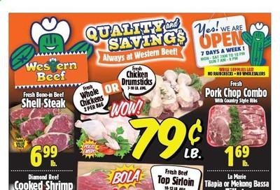 Western Beef Weekly Ad Flyer October 1 to October 7