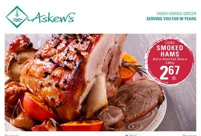 Askews Foods Flyer December 8 to 14