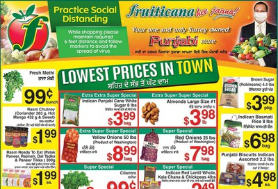 Fruiticana (BC) Flyer October 2 to 7