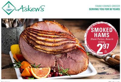 Askews Foods Flyer October 4 to 10