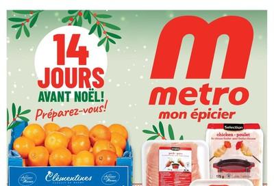 Metro (QC) Flyer December 12 to 18