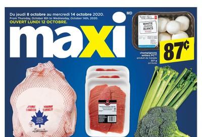 Maxi & Cie Flyer October 8 to 14