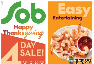 Sobeys (ON) Flyer October 8 to 14