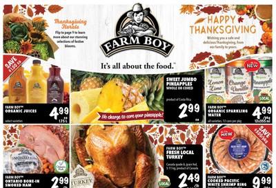 Farm Boy Flyer October 8 to 14