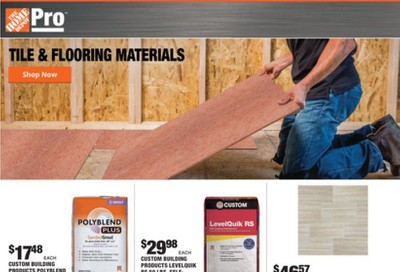 The Home Depot Weekly Ad Flyer October 5 to October 12