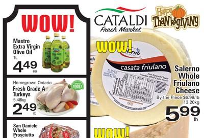 Cataldi Fresh Market Flyer October 7 to 13