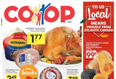 Foodland Co-op Flyer October 8 to 14
