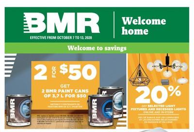 BMR Flyer October 7 to 13