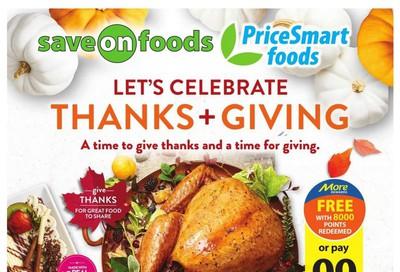 PriceSmart Foods Flyer October 8 to 14
