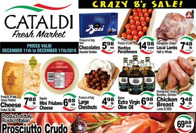 Cataldi Fresh Market Flyer December 11 to 17
