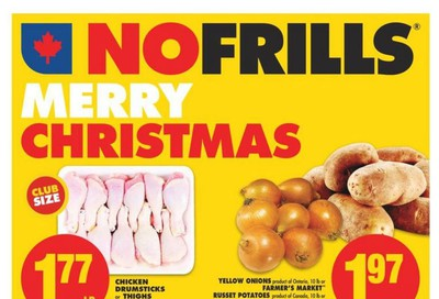 No Frills (ON) Flyer December 12 to 18