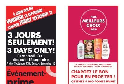 Pharmaprix Flyer September 14 to 20