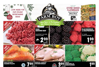 Farm Boy (Burlington and Oakville) Flyer December 12 to 18