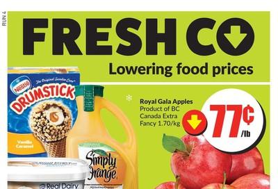 FreshCo (West) Flyer December 12 to 18
