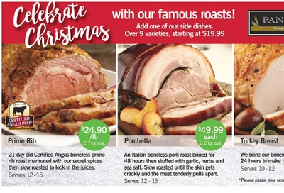 Fortinos Flyer December 12 to 18