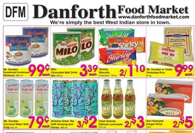 Danforth Food Market Flyer October 8 to 14