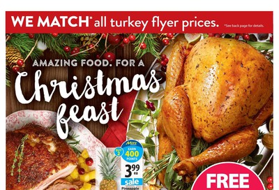 Save on Foods (BC) Flyer December 12 to 18
