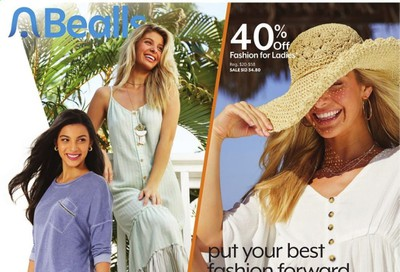 Bealls Florida Weekly Ad Flyer October 11 to October 17