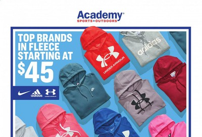 Academy Sports Weekly Ad Flyer October 12 to October 25