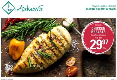 Askews Foods Flyer October 11 to 17