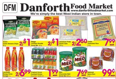 Danforth Food Market Flyer December 12 to 18