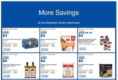 Costco Business Centre (Saint-Hubert, QC) Instant Savings Flyer October 12 to 25