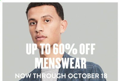 Nordstrom Weekly Ad Flyer October 12 to October 18