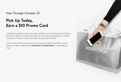 Nordstrom Weekly Ad Flyer October 12 to October 25