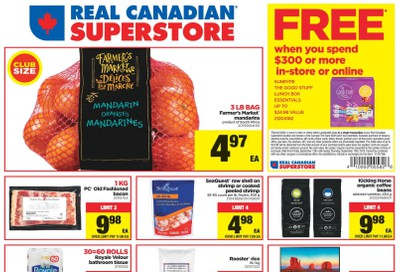 Real Canadian Superstore (West) Flyer September 13 to 19
