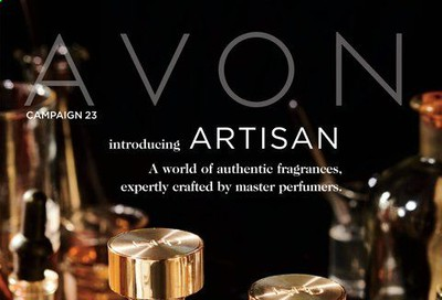 Avon Weekly Ad Flyer October 13 to October 26