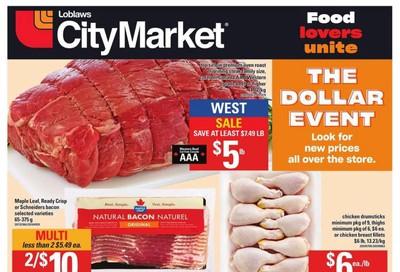 Loblaws City Market (West) Flyer October 15 to 21