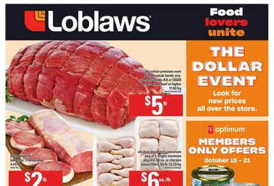 Loblaws (ON) Flyer October 15 to 21