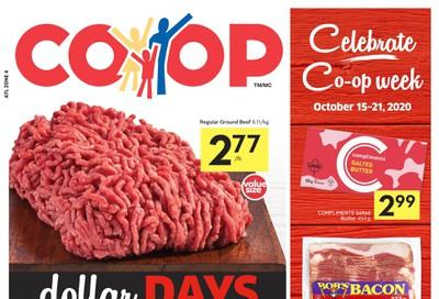 Foodland Co-op Flyer October 15 to 21