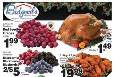 Bidgood's Flyer December 12 to 18