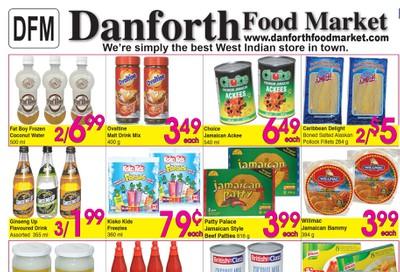 Danforth Food Market Flyer October 15 to 21