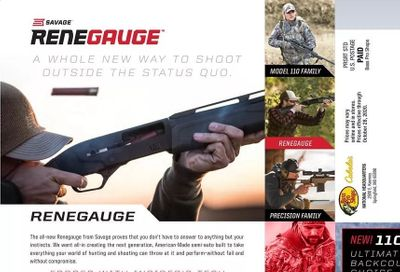 Cabela's Weekly Ad Flyer October 14 to October 28