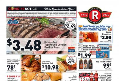 Raley's (CA, NV) Weekly Ad Flyer October 15 to October 21