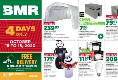 BMR Flyer October 15 to 18