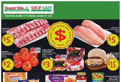 Shop Easy & SuperValu Flyer October 16 to 22