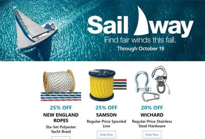 West Marine Weekly Ad Flyer October 15 to October 19