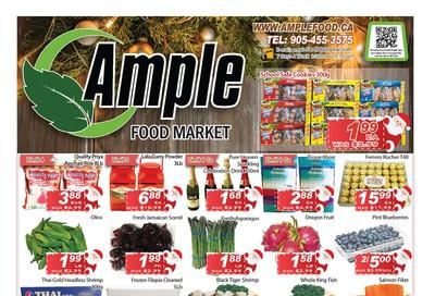 Ample Food Market Flyer December 13 to 19