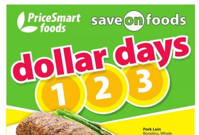PriceSmart Foods Flyer October 15 to 21