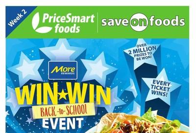 PriceSmart Foods Flyer September 12 to 18