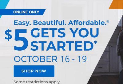 Aaron's Weekly Ad Flyer October 16 to October 19
