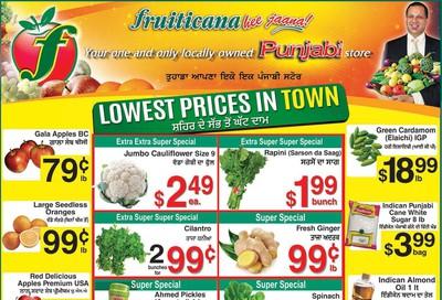 Fruiticana (Calgary) Flyer December 13 to 18