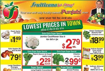 Fruiticana (Edmonton) Flyer December 13 to 18