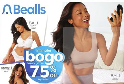 Bealls Florida Weekly Ad Flyer October 18 to October 24